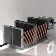Water heat pipe