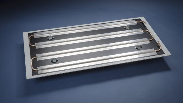 Thermatile TEN radiant panels available from stock* image